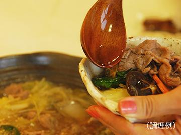 出雲地方独特の甘辛いスープ(写真はイメージ)